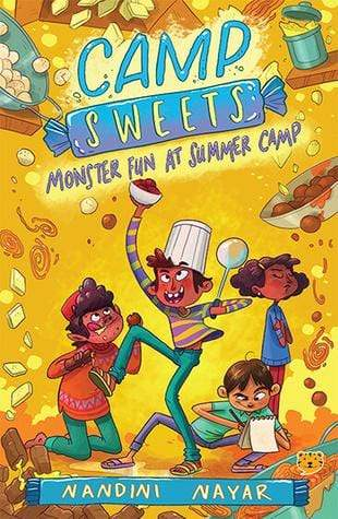 Camp Sweets: Monster Fun at Summer Camp