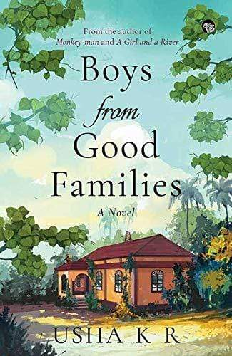 Boys from Good Families: A Novel