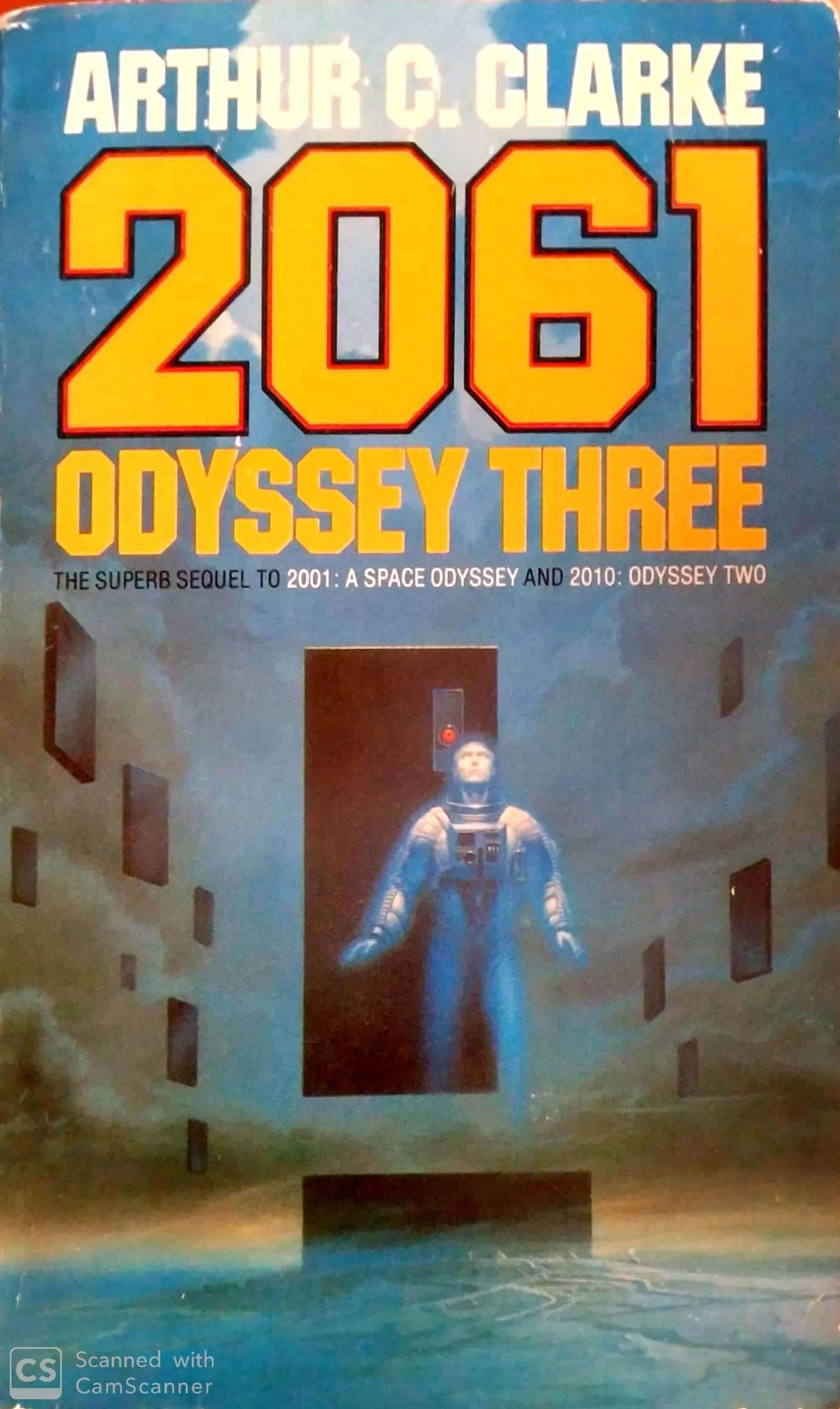 Buy 2061: Odyssey Three (Space Odyssey #3) (Vintage 1989 Edition) book Books Bookish Santa 9780586203194