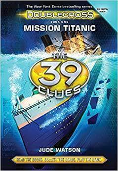 Buy 39 Clues: The: Double Cross Book 1- Mission Titanic Book Online at Book IBD 9789351036968