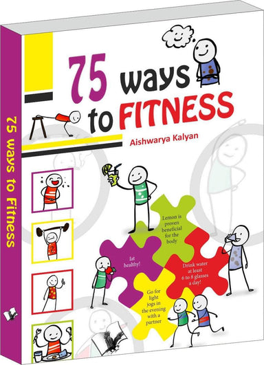 Buy 75 Ways to Fitness Book V & S Publications 9789357942935