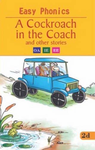 A Cockroach In The Coach and Other Stories - Easy Phonics