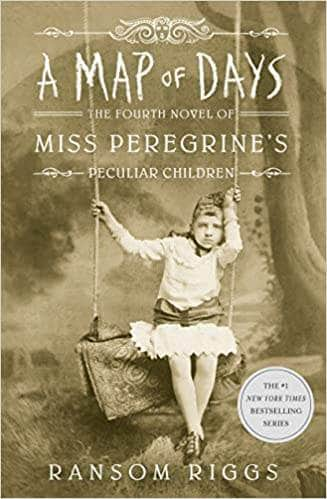 Buy A Map of Days (Miss Peregrine's Peculiar Children, #4) Book Online Book Prakash Books 9780141385914