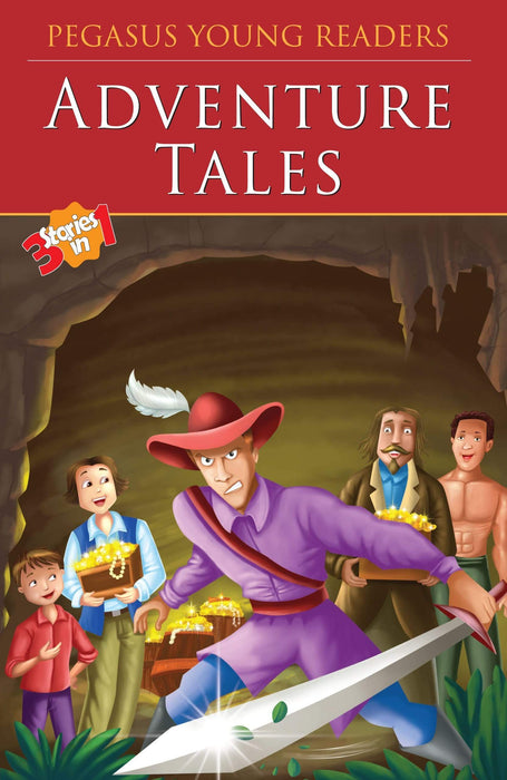 Buy Adventure Tales book online at low prices in India | Bookish Santa Book Pegasus for Kids 8131917452