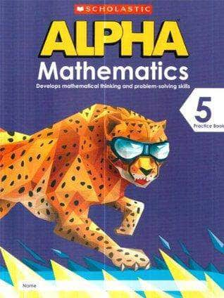 Buy Alpha Mathematics Practice Book Class - 5 Book Online at Low Book IBD 9789351030348