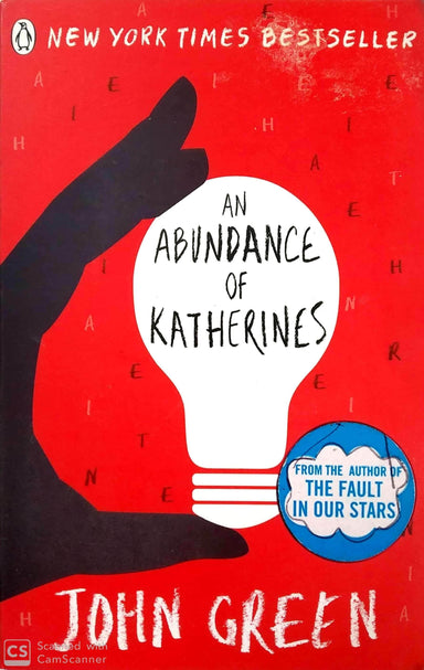 Buy An Abundance of Katherines Book Online at Low Prices in India | Book Prakash Books 9780141346090