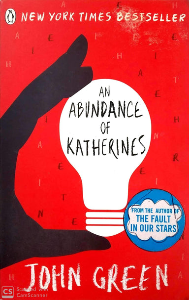 Buy An Abundance of Katherines book online at low prices in India | Books Bookish Santa