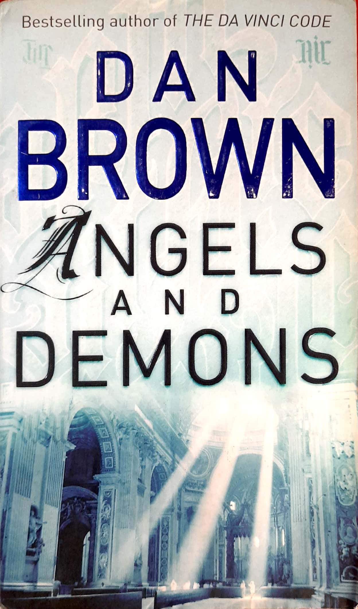 Buy Angels and Demons Robert Langdon 20 Book Online at Low Prices in