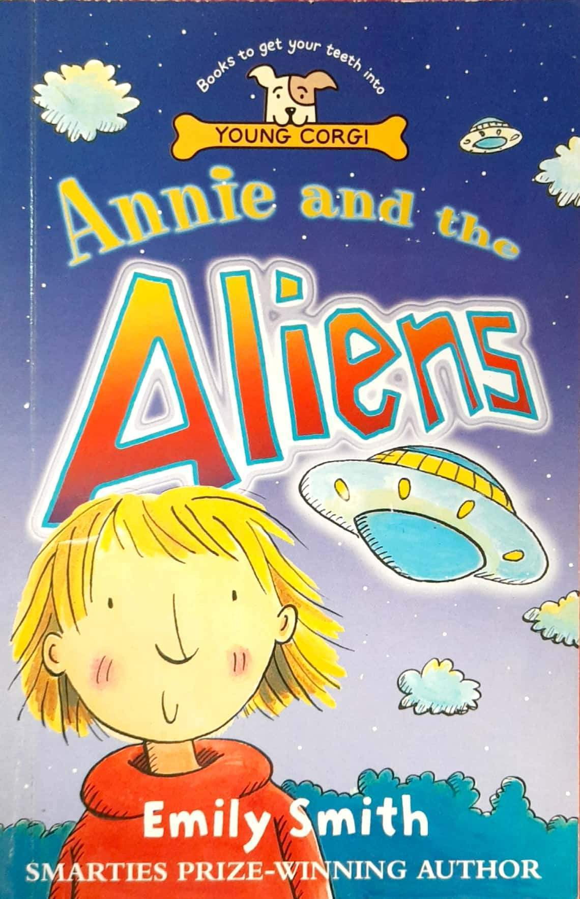 Annie and the Aliens (Young Corgi)