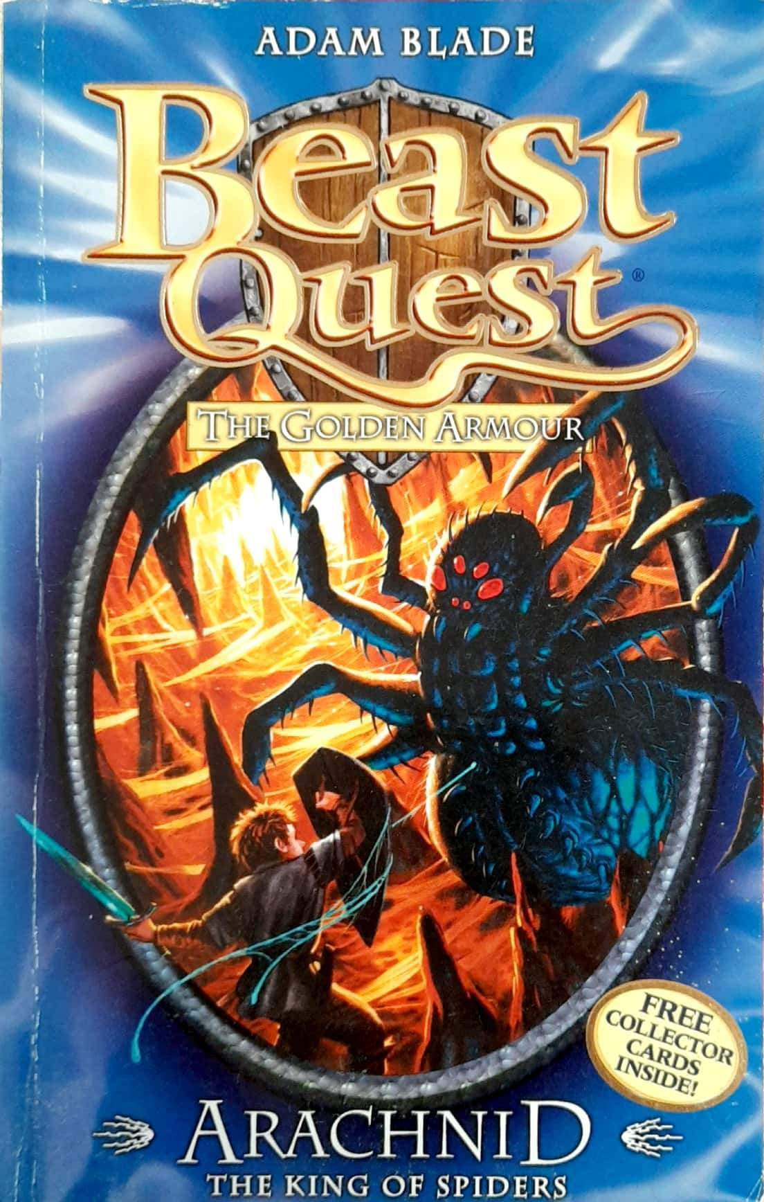 Arachnid The King Of Spiders (Beast Quest #11)