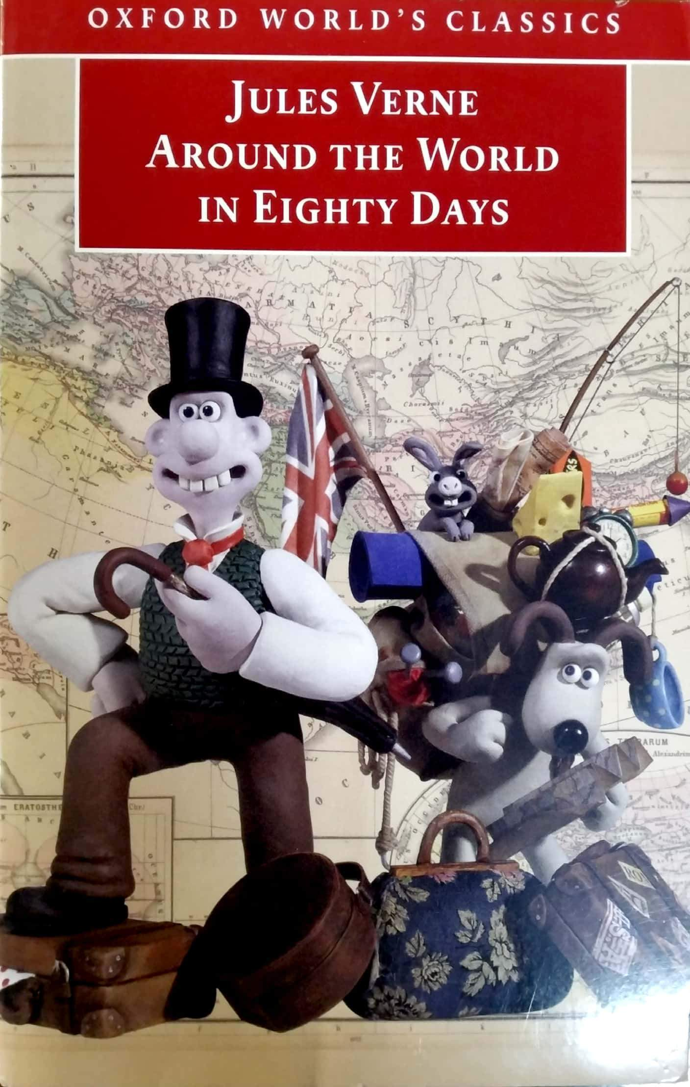 Around The World In Eighty Days (Extraordinary Voyages #11)