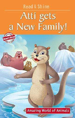 Atti Gets a New Family (Amazing World of Animals)