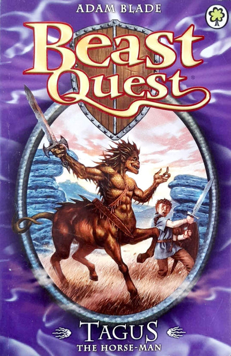 Beast Quest 4: Tagus (Beast Quest #4)