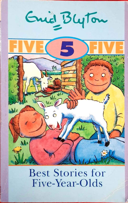 Best Stories for Five Year Olds