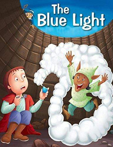 Blue Light (101 Exciting Story Books Serie)