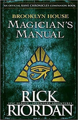 Buy Brooklyn House Magician'S Manual (Kane Chronicles) Book Online at Book Bookish Santa