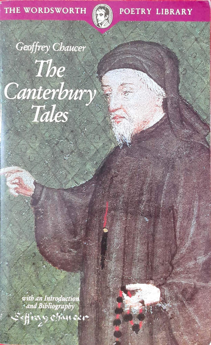 Canterbury Tales (Wordsworth Poetry Library)