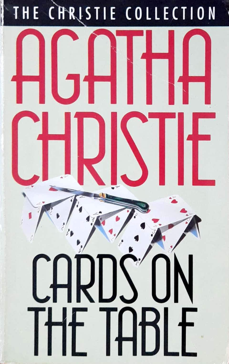 Cards on the Table (Hercule Poirot #15) (Vintage 1957 Edition)