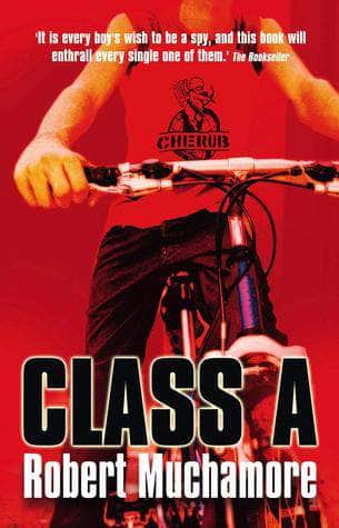 Buy Class A (Cherub, #2) Book Online at Low Prices in India | Bookish Book IBD 9780340881545