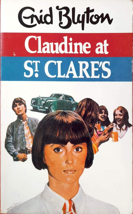 Claudine at St. Clare's (St. Clare's #5)