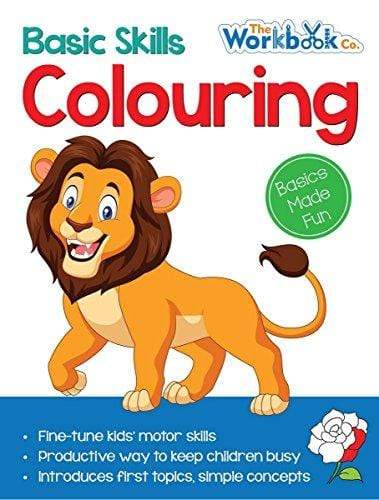 Colouring : Basic Skills