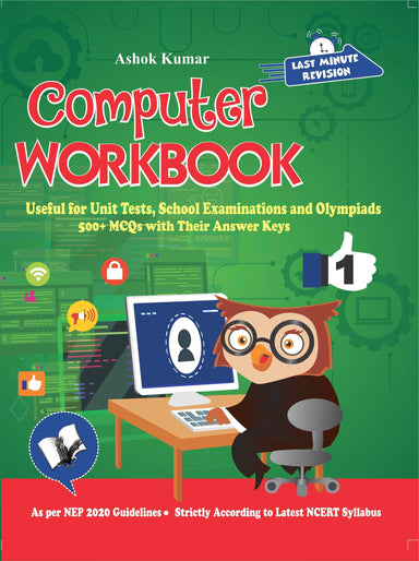 Buy Computer Workbook Class 1 Book V & S Publications 9789357942744