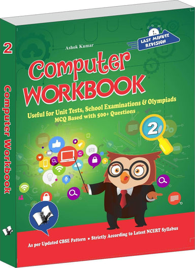 Buy Computer Workbook Class 2 Book V & S Publications 9789357942751