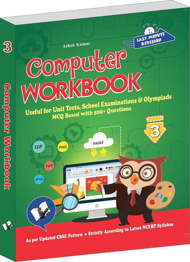 Buy Computer Workbook Class 3 Book V & S Publications 9789357942768