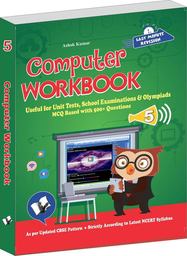 Buy Computer Workbook Class 5 Book V & S Publications 9789357942782