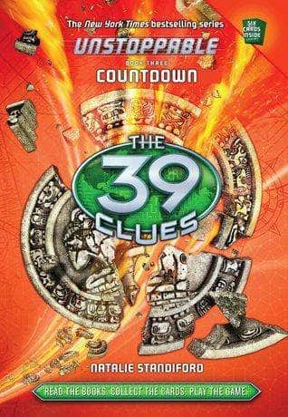 Buy Countdown (The 39 Clues: Unstoppable, #3) Book Online at Low Book Prakash Books 9780545521451