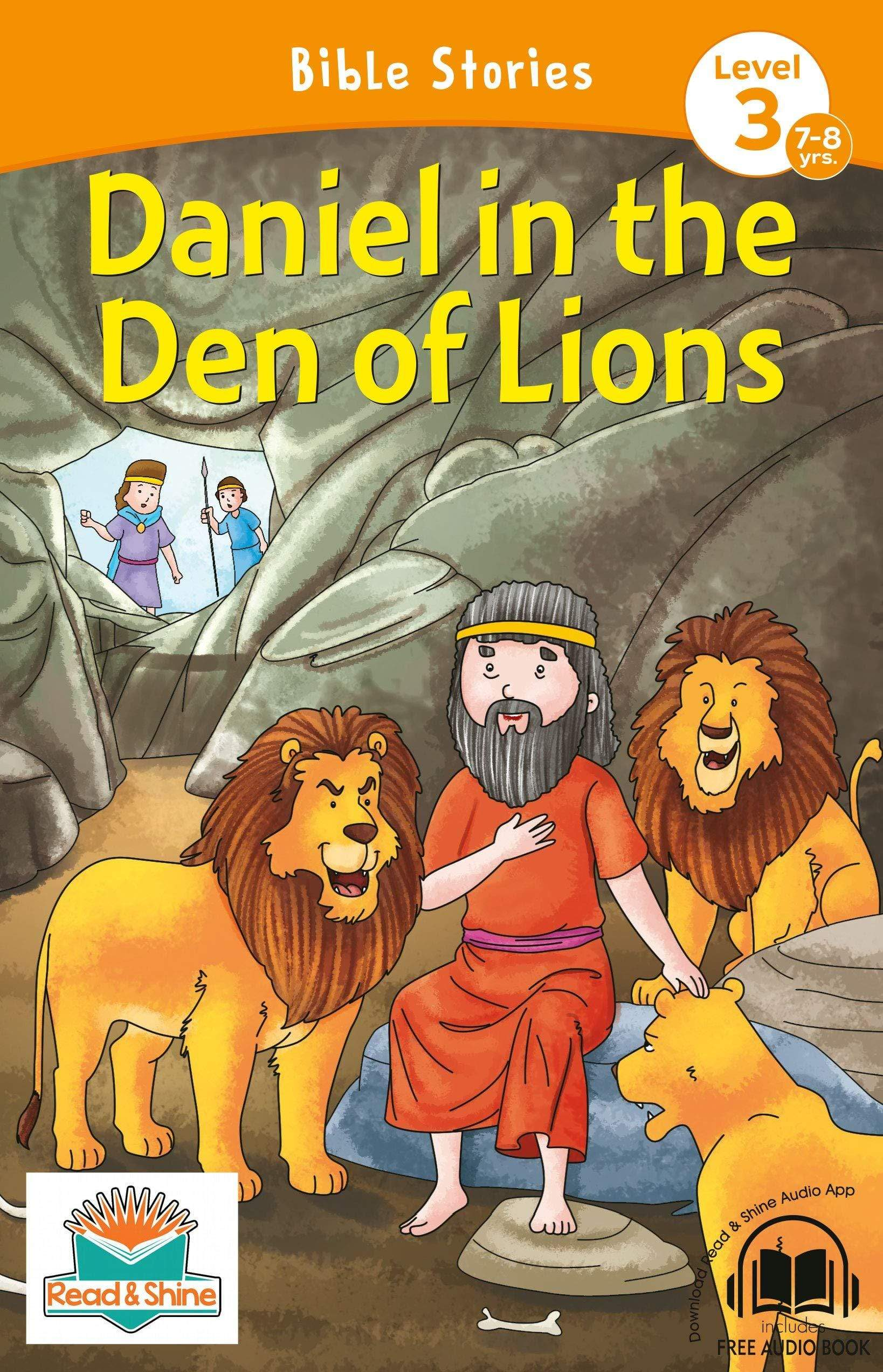Daniel in the Den of Lions - Bible Stories (Readers)