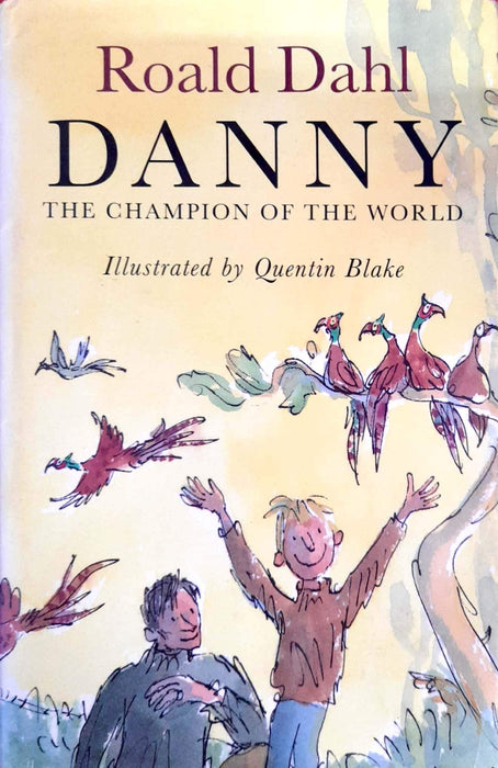 Danny, The Champion Of The World (Hardcover Edition)