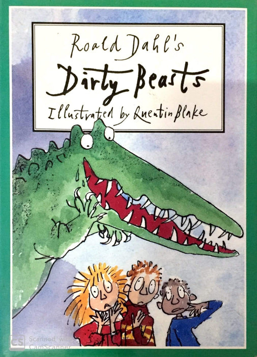 Dirty Beasts (Hardcover Edition)