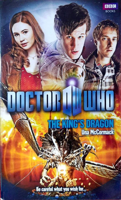 Doctor Who: The King's Dragon (Doctor Who: New Series Adventures #41)