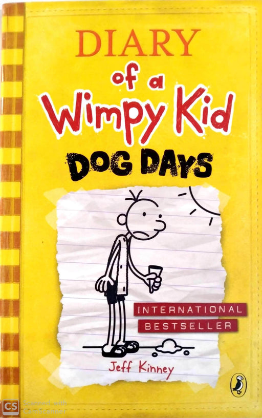 Buy Dog Days (Diary of a Wimpy Kid #4) Book Online at Low Prices in Book Bookish Santa