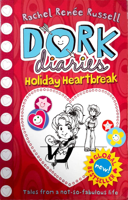 Dork Diaries: Holiday Heartbreak (Dork Diaries #6)
