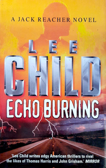 Echo Burning (Jack Reacher #5) (Hardcover Edition)