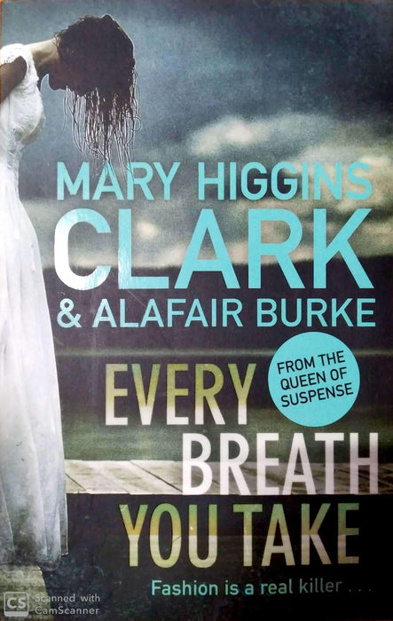 Every Breath You Take (Under Suspicion #5)