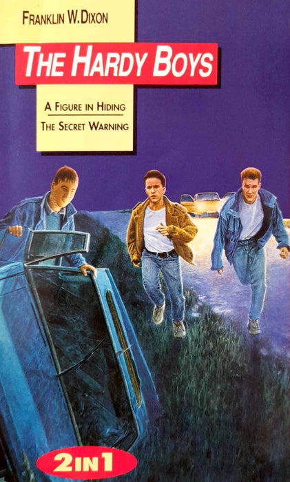 Figure In Hiding (The Hardy Boys #16)