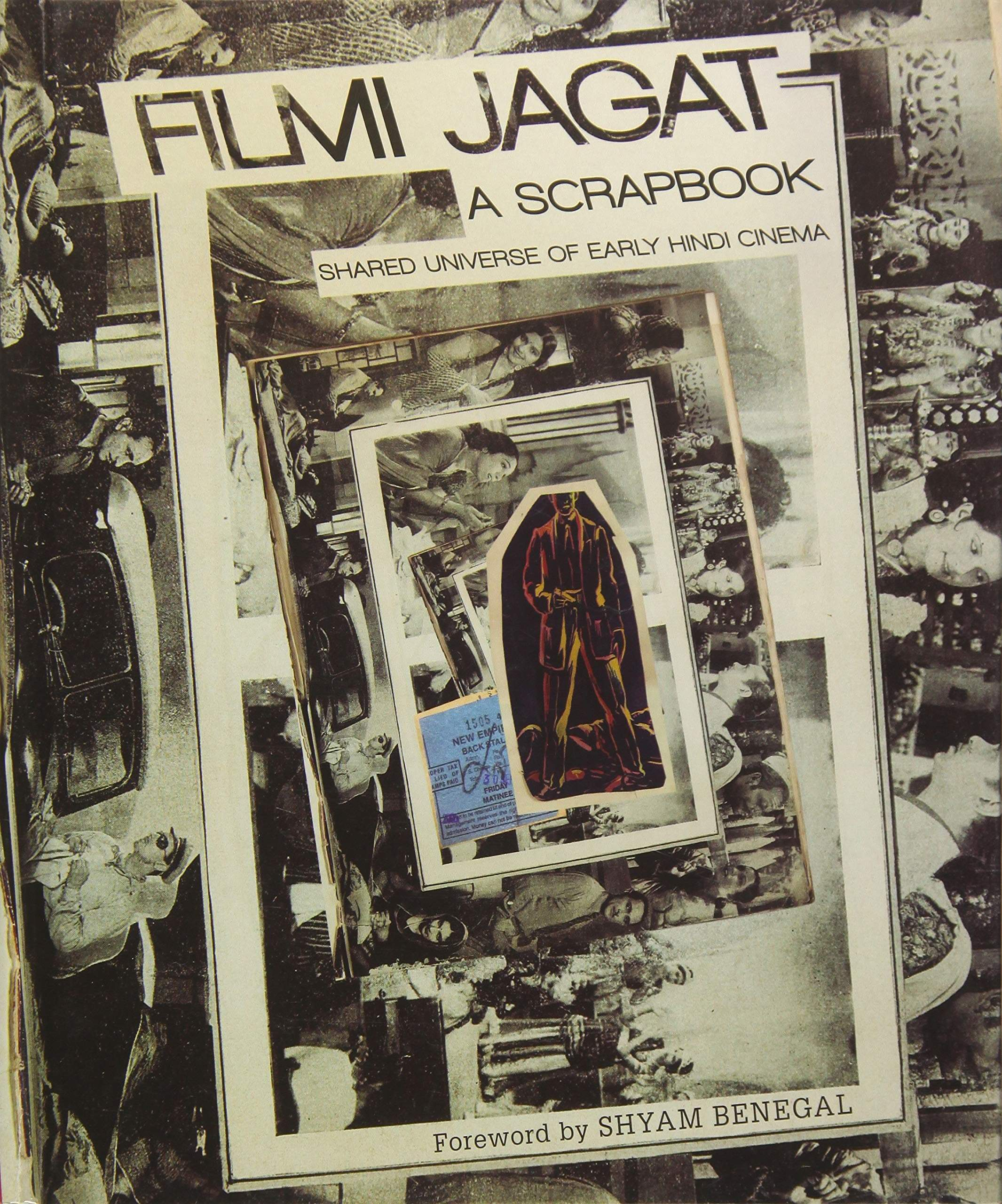 Filmi Jagat: A Scrapbook: Shared Universe of Early Hindi Cinema
