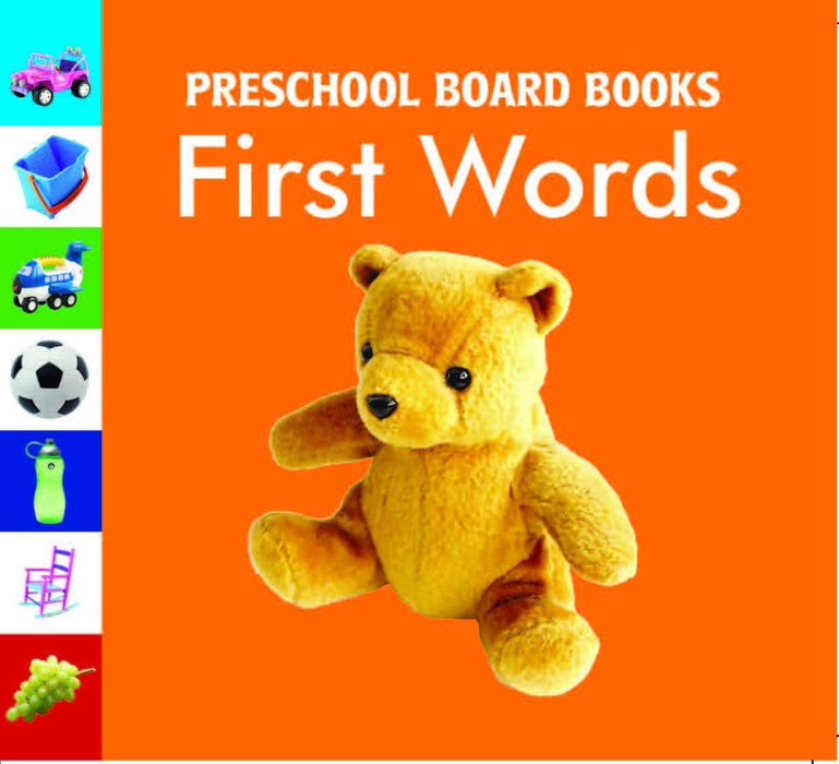 First Words (Baby Board Books)