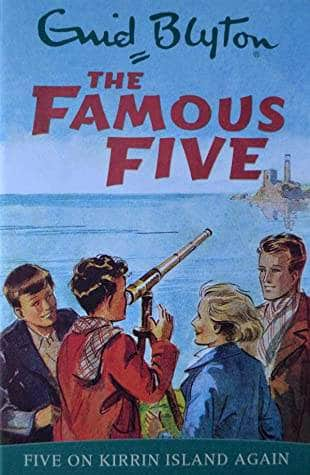 Buy Five on Kirrin Island Again (The Famous Five #6) Book Online at Book Bookish Santa