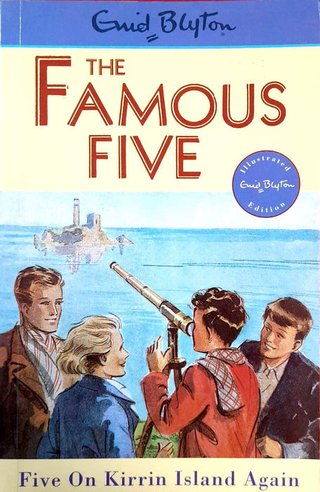 Five on Kirrin Island Again (The Famous Five #6)