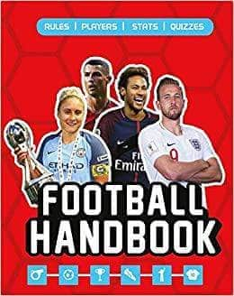 Buy Footbal Handbook Book Online at Low Prices in India | Bookish Book Scholastic 9781407191706