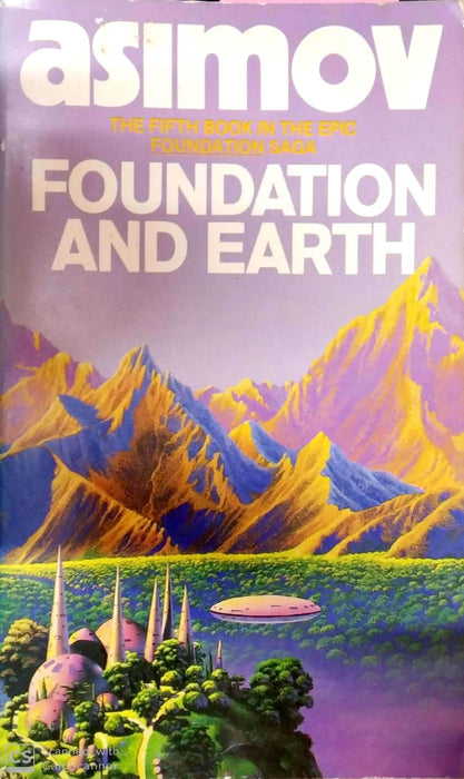 Buy Foundation and Earth (Foundation (Publication Order) #5) (Vintage Books Bookish Santa 9780586071106