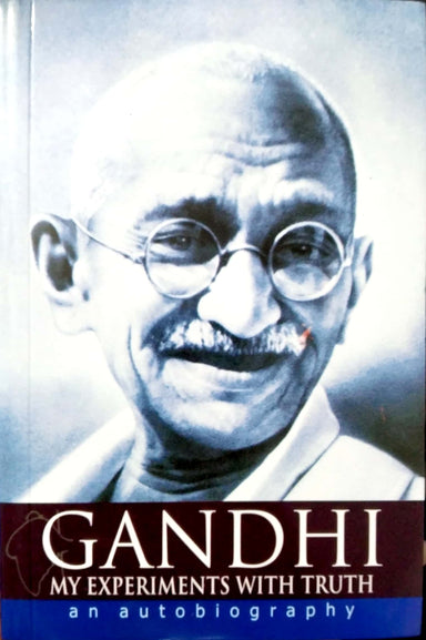 Buy Gandhi My Experiments With Truth An Autobiography Book Online at Book Lexicon 9788190888790