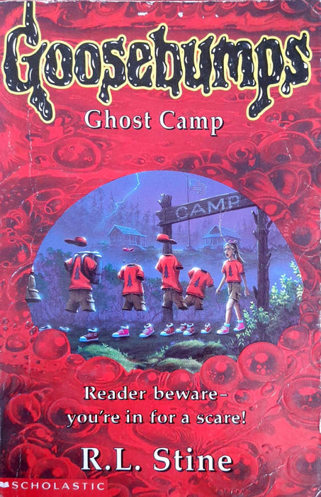 Ghost Camp (Goosebumps #45)