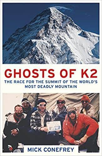 Buy Ghosts of K2: The Race for the Summit of the World's Most Deadly Book Prakash Books 9781780748733