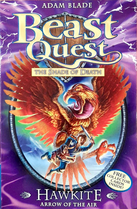 Hawkite Arrow of the Air (Beast Quest #26)