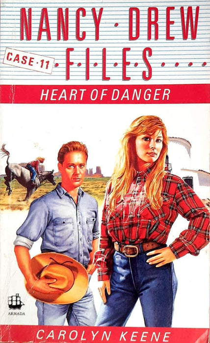 Heart of Danger (Nancy Drew Files #11)